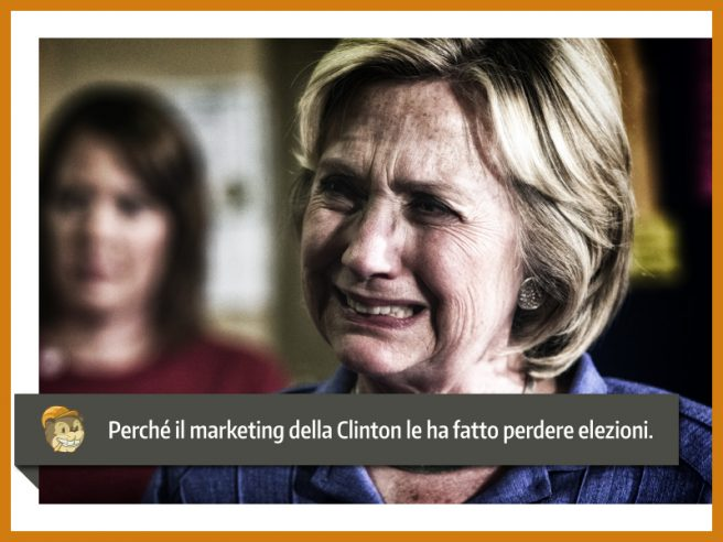 marketing trump clinton