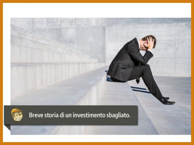 investimento sbagliato marketing