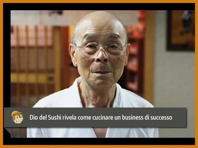 Jiro Ono business di successo