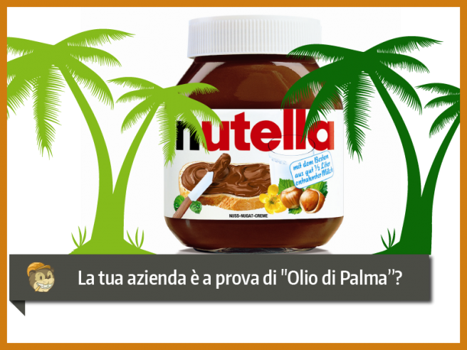 marketing a prova di olio di palma